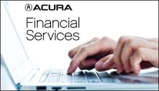 Acura Finance - Here to Help