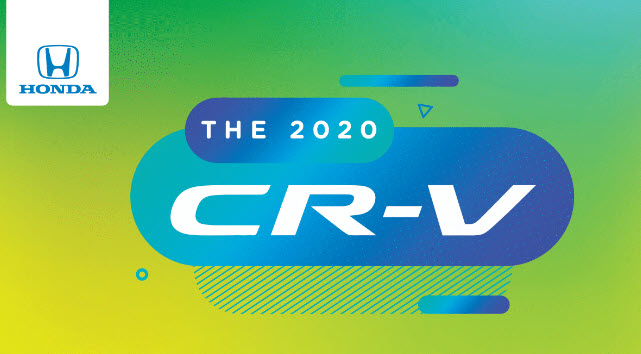Award Winning 2020 Honda CR-V