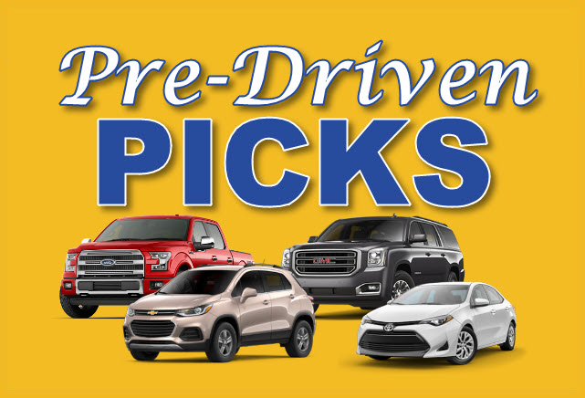 Pre-Driven picks