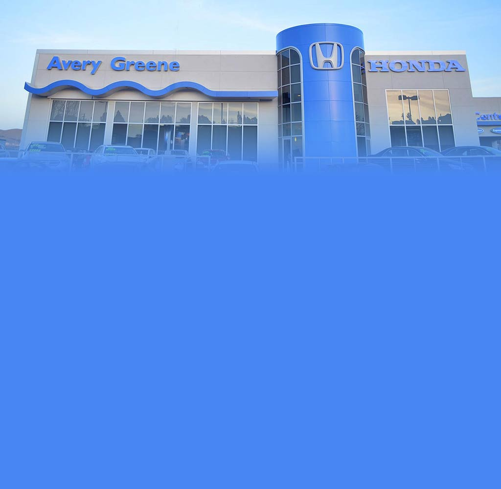 Welcome To Avery Greene Honda