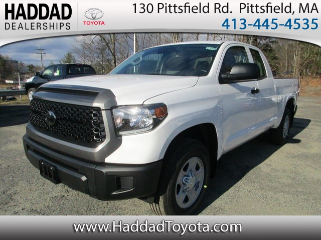 2018 Toyota Tundra 4WD SR Double Cab 6.5' Bed 4.6L