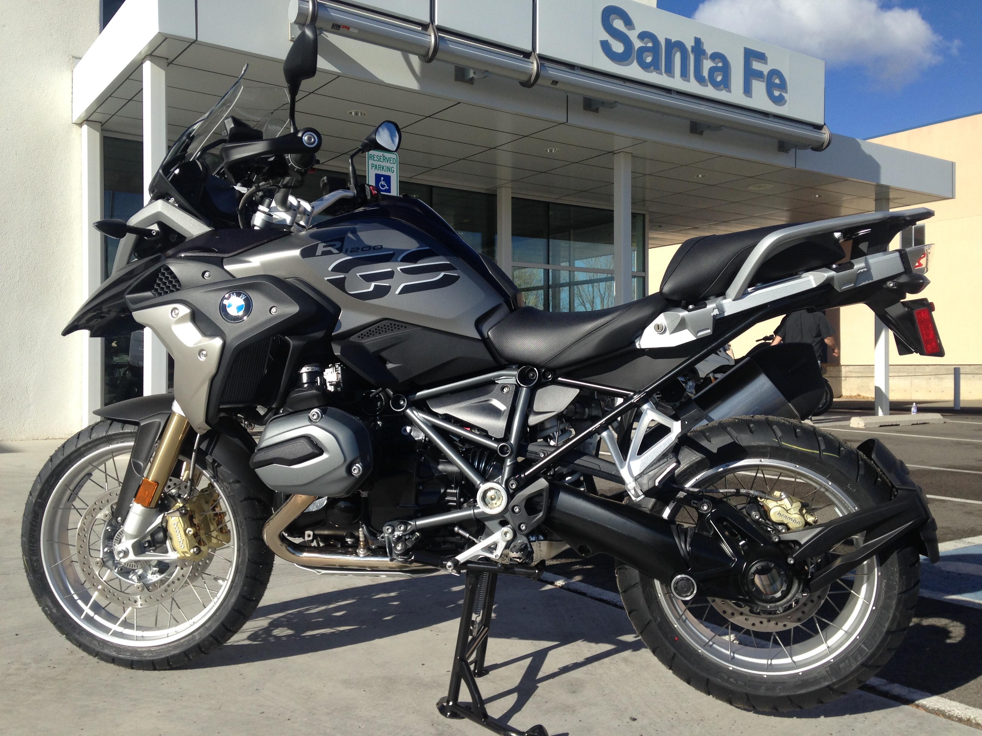 Santa Fe Bmw Motorcycle Service