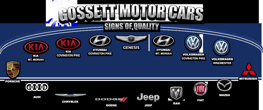 Gossett Motor Cars Memphis Tn