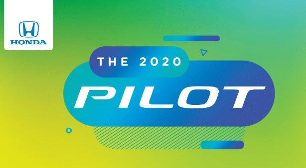 Award Winning 2020 Pilot