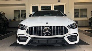 The New 2019 Mercedes-Benz AMG® GT 63
