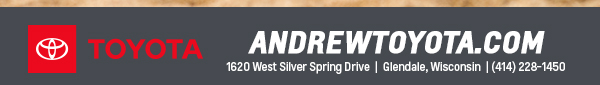 Andrew toyota summer deals banner footer