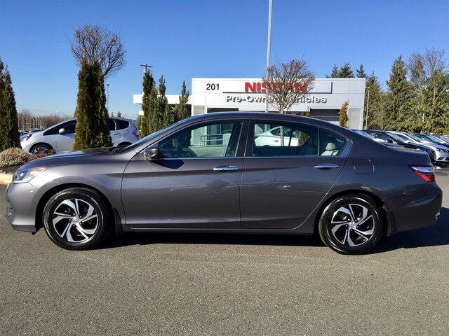 2016 Honda Accord LX FWD Sedan
