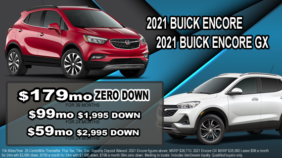 Save on Buick