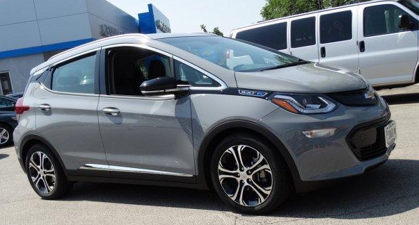 Featured New Vehicle - 2019 Chevrolet Bolt EV
