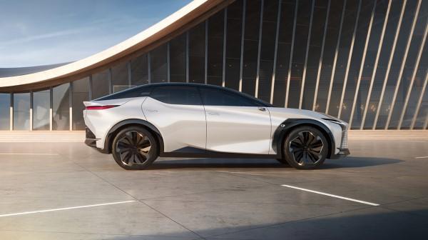 Lexus Electric Vehicles