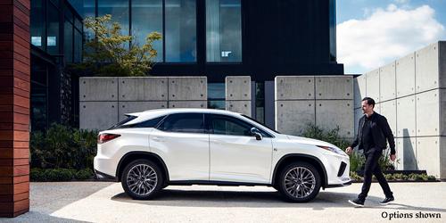 Lexus 2020