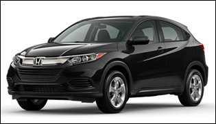 Special Offer: Select New 2021 Honda HR-V SUV Models