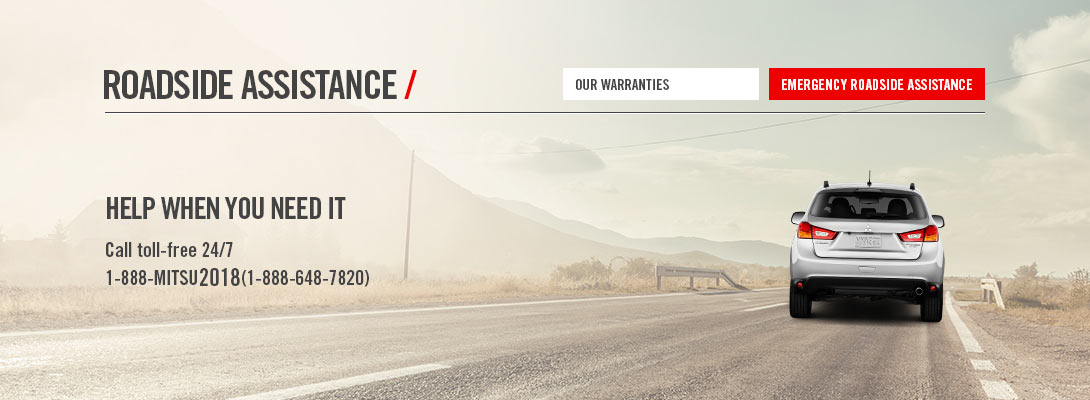 Roadside Assistance & Mobile App - Long Lewis Mitsubishi in Florence, AL