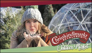 Visit the Christmas City's 28th Christkindlmarkt November 14th