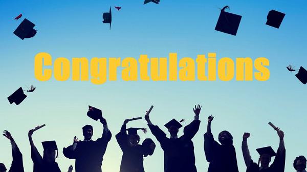 Joyce Koons Honda Congrats Grads