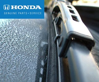 Genuine Honda Wiper Blades and Inserts