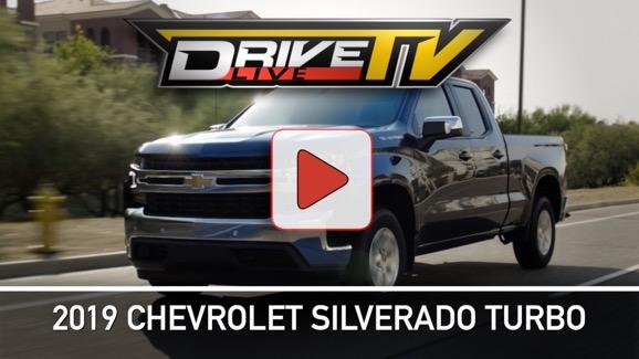 2019 Chevy Silverado Turbo