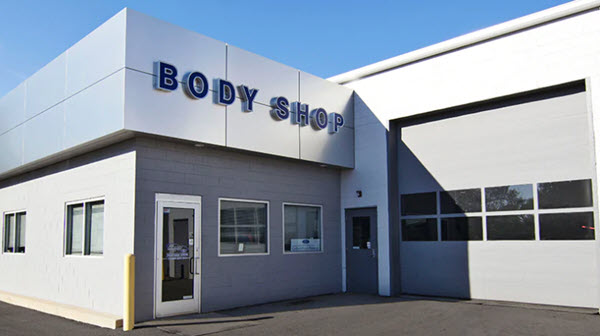 Trust the Experience of the Body Shop at Jack Demmer Ford