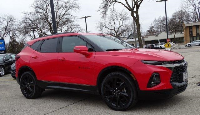 Featured New Vehicle - 2019 Chevrolet Blazer