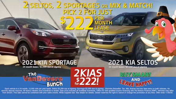 Kia Savings