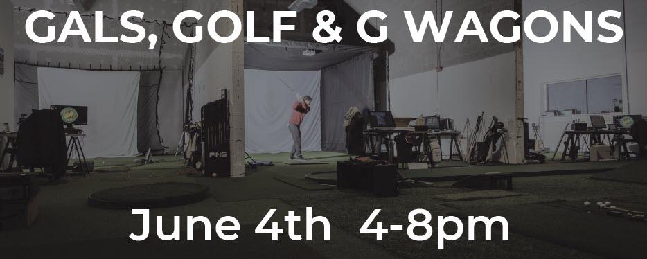 Gals, Golf, & G-Wagons