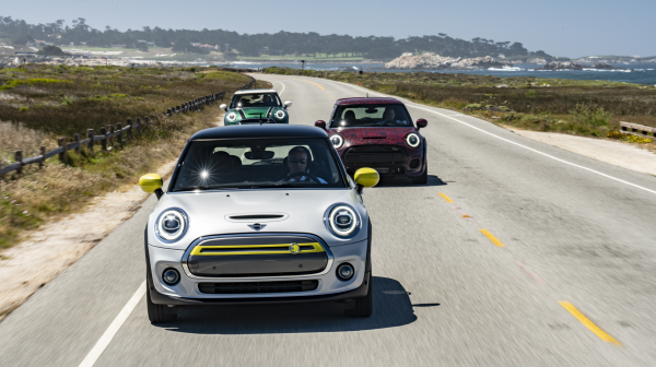 MINI at Pebble Beach