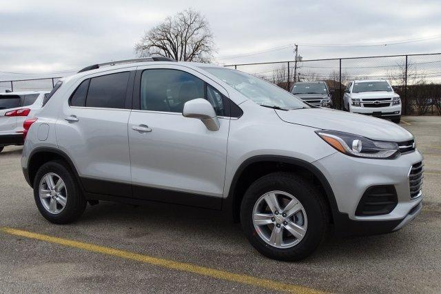 Featured New Vehicle: 2019 Chevrolet Trax AWD 4dr