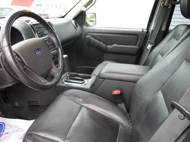 2009 Ford Explorer Sport Trac Adrenalin