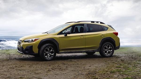 2021 Subaru Crosstrek Debut