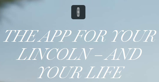 The Lincoln Way App