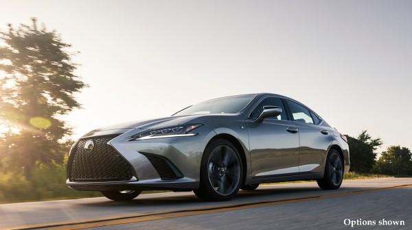 Lexus ES AWD