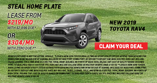 Toyota Of Glendale >> April Toyota Deals Near Me Andrew Toyota Milwaukee Glendale