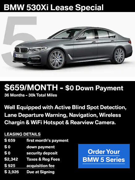 See The BMW 5 Series