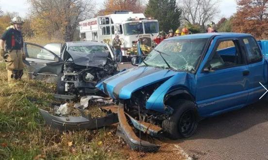 S40 Crash