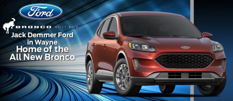 2021 Ford Escape SE 4WD