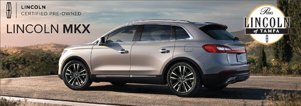 Lincoln Certified Pre-Owned Sales Event