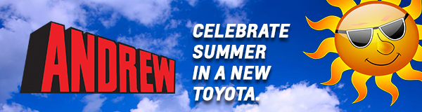 Andrew toyota summer deals