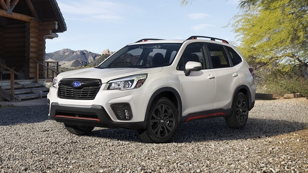 forester pricing