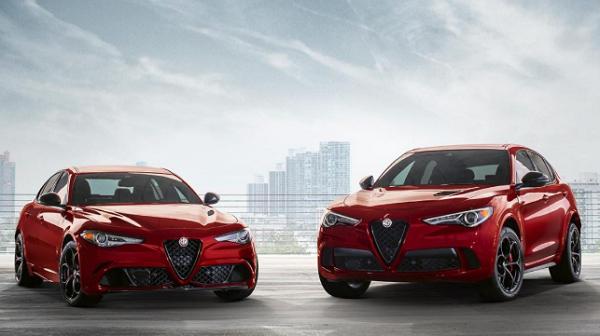 2019 Alfa Romeo Lineup