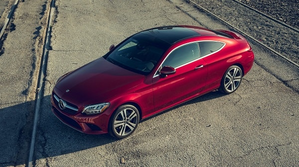 2020 Mercedes-Benz C-Class Coupe