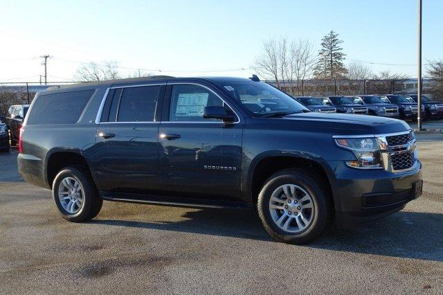 Featured New Vehicle: 2019 Chevrolet Suburban 4WD 1500 LT