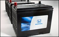 Genuine Honda Battery Special