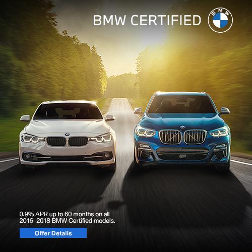 BMW CPO May 2020