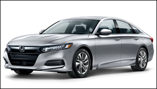 Don't Miss This Lease Offer: New 2020 Honda Accord LX