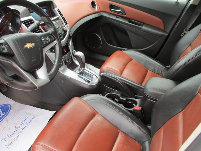 2012 Chevrolet Cruze LTZ Turbo w/1SA