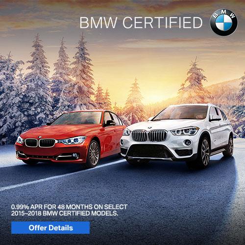 BMW CPO Nov