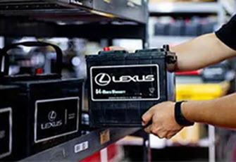 Genuine Lexus Battery