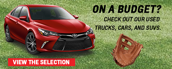 Andrew toyota spring deals used vehicles
