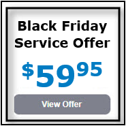 Coupon - Black Friday Service