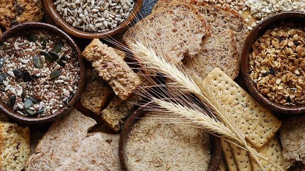 Bread, wheat, and grains